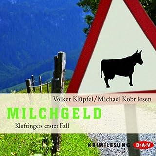 Milchgeld (Kommissar Kluftinger 1) Titelbild