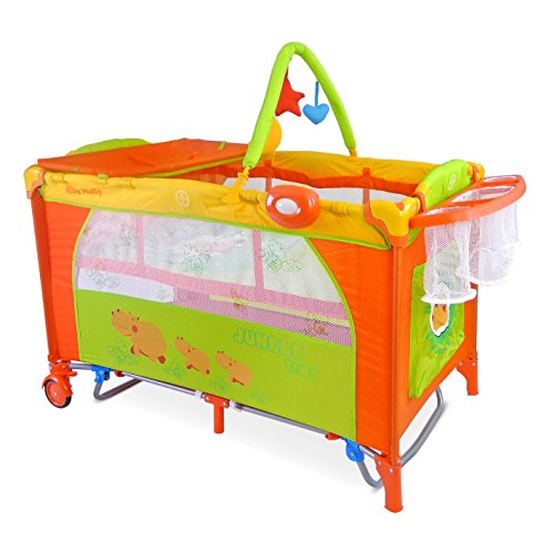 Łóżeczko Mirage Deluxe Pink Toys