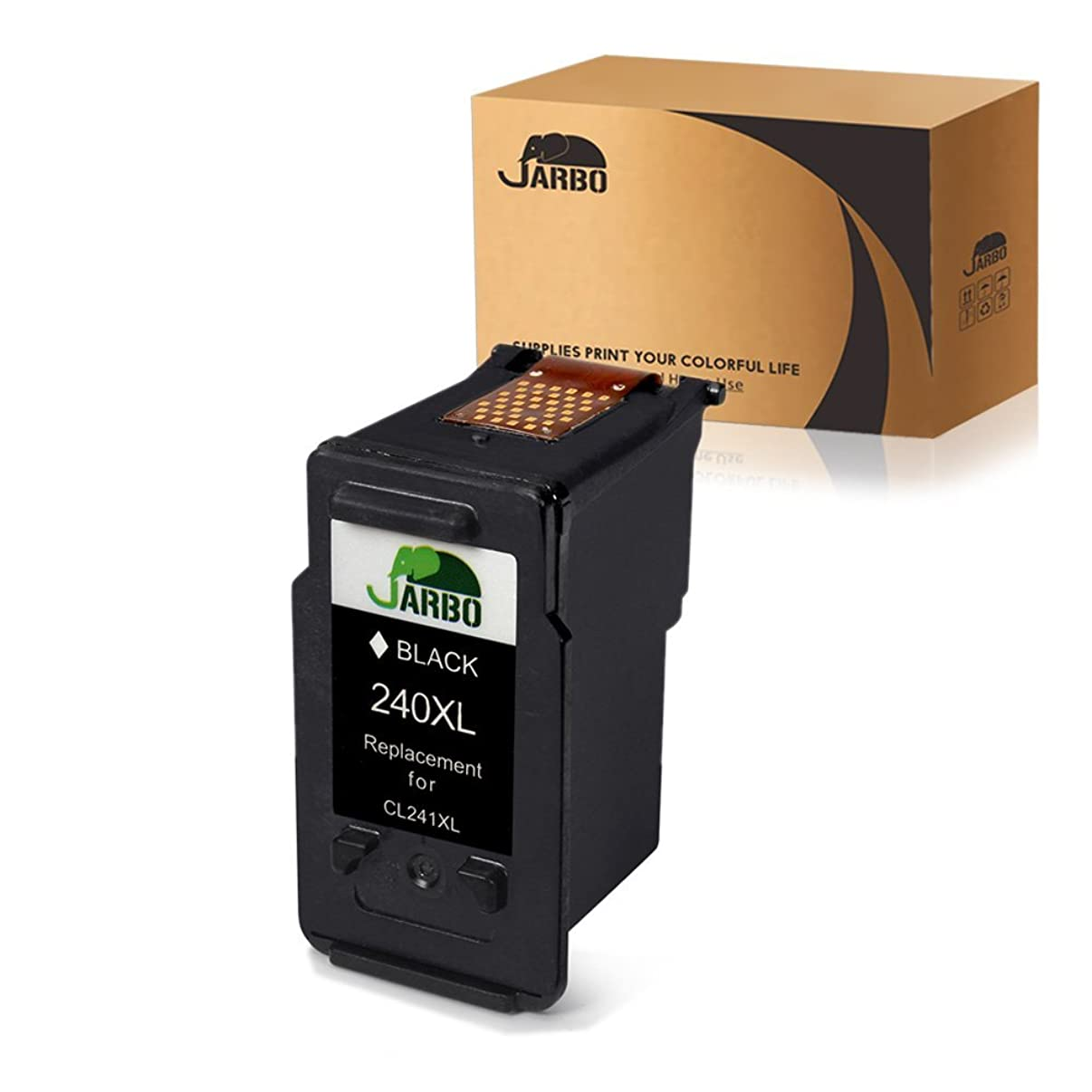 JARBO Remanufactured for Canon PG-240XL Canon 240 XL Black Ink Cartridge High Yield, 1 Pack, Use for Canon Pixma MX472 MX452 MX532 MX432 MX512 MG3620 MG3522 MG2120 MG2220 MG3120 MG3220 MG3520 TS5120