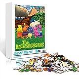 YITUOMO Puzzle per Adulti 1000 Pezzi The Backyardigans TV Show Poster Gioco di Puzzle intellettuale educativo Giocattoli Regalo per la Decorazione della Parete di casa