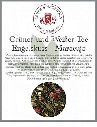 Grüner und Weißer Tee Engelskuss 1 kg - Maracuja