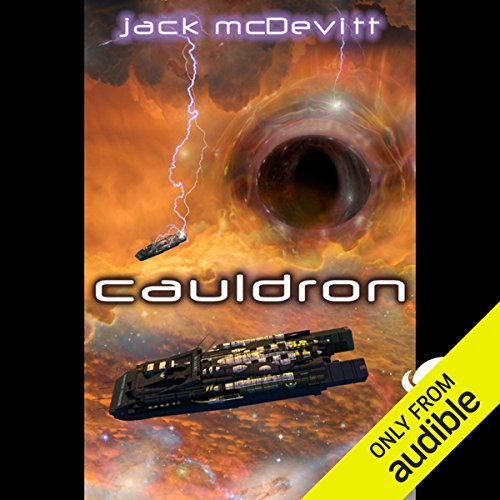 Cauldron audiobook cover art