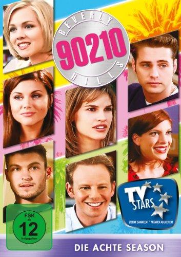 Staffel 8 (8 DVDs)
