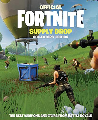 FORTNITE (Official): Supply Drop: Collectors' Edition (Official Fortnite Books)