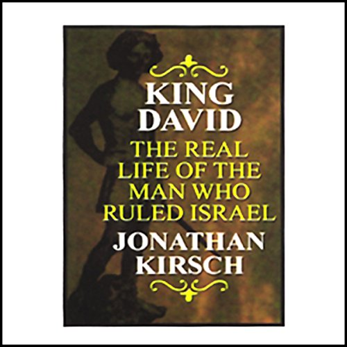 King David audiobook cover art