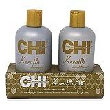 Keratin Reconstructing Shampoo & Conditioner Duo 12oz