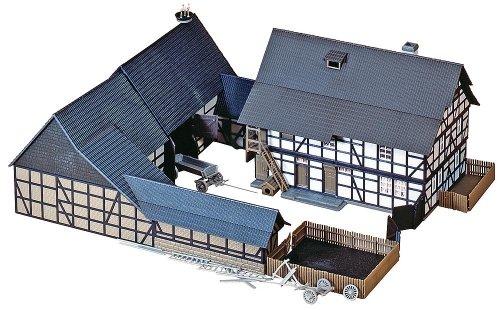 Faller - Gebäude für Modelleisenbahnen