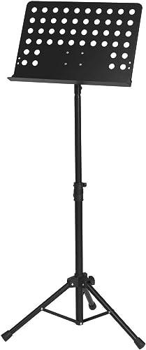 FX F900720 Pupitre d'orchestre Noir