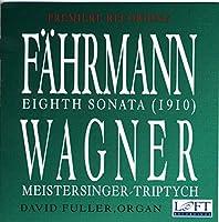 Sonata Organ 8 Op. 46/Meistersinger-Triptych