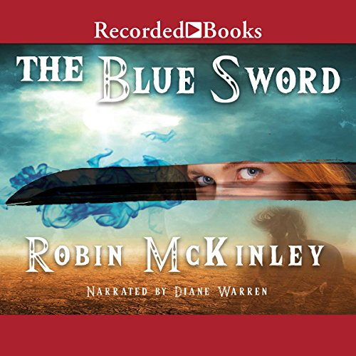 The Blue Sword Audiobook By Robin McKinley cover art