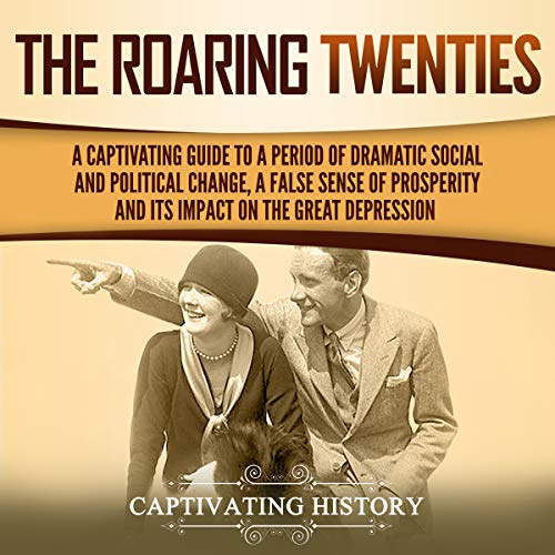 The Roaring Twenties  By  cover art
