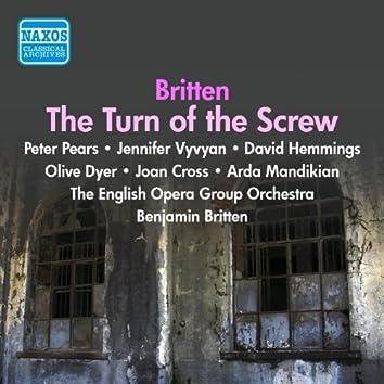 Britten: Turn of the Screw (The) (Britten) (1955)