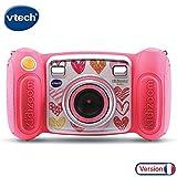 VTech - Kidizoom Smile Rose, Appareil Photo Pour Enfant, Dès 3 Ans