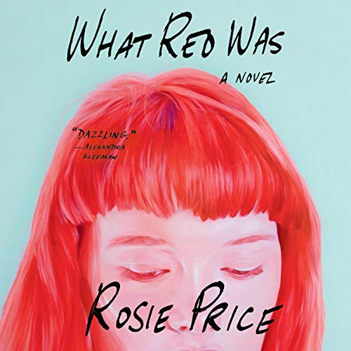 What Red Was cover art