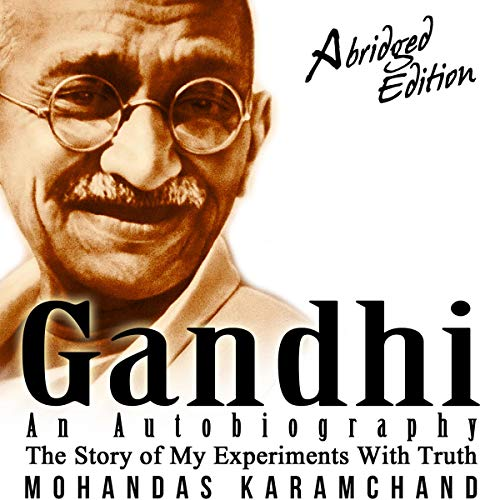 My Experiments with Truth                   By:                                                                                                                                 M. K. Gandhi                               Narrated by:                                                                                                                                 Frederik Davidson                      Length: 2 hrs and 43 mins     1 rating     Overall 4.0