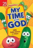 My Time with God: 365 Daily Devos for Boys (VeggieTales)