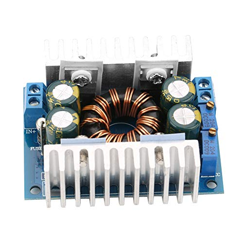 Akozon DC5-30V to 1.25-30V Adjustable Buck Converter Automatic Step UP/Down Converter Boost/Buck High Efficiency Voltage Regulator Module