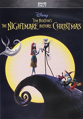 NIGHTMARE BEFORE CHRISTMAS, THE (TIM BURTONS)