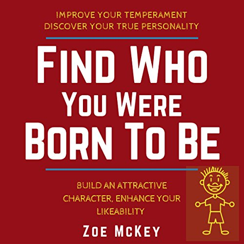 Find Who You Were Born to Be audiobook cover art