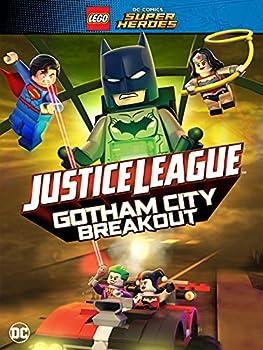 LEGO DC Super Heroes  Justice League  Gotham City Breakout