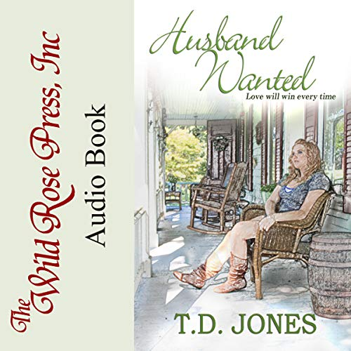 Husband Wanted audiobook cover art