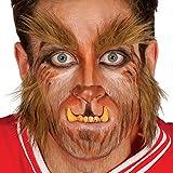 Generique - Barba y Cejas Hombre Lobo Hombre