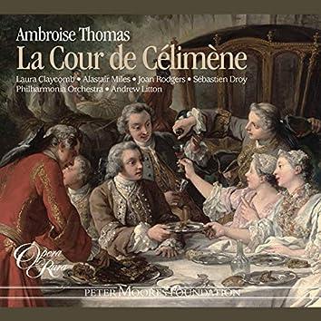 Thomas: La Cour de Célimène