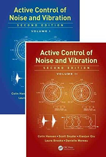 [(Active Control of Noise and Vibration)] [By (author) Colin Hansen ] published on (November, 2012)