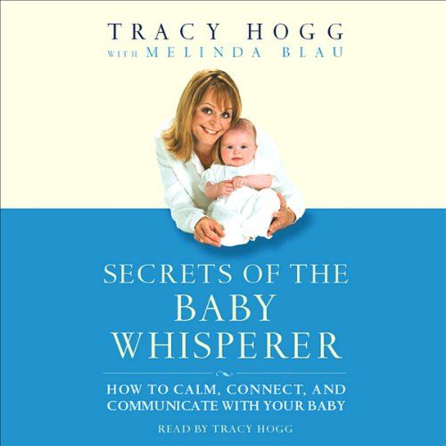 Couverture de Secrets of the Baby Whisperer