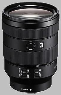 Sony 24–105mm f / 4.0–22standard-zoom固定ズームカメラレンズ、ブラック