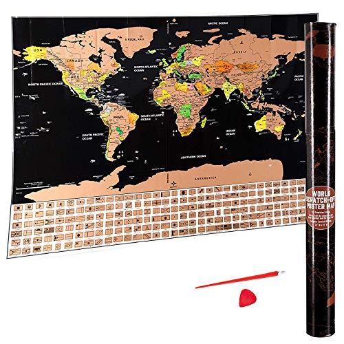 mapa scratch fabricante SCS Direct