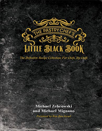 The Pastry Chef's Little Black Book