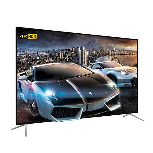 CFYP 4K Smart LED TV Ultra HD, Pantalla de Proyección, Función de Conexión WiFi Android TV, para Sala de Reuniones y...