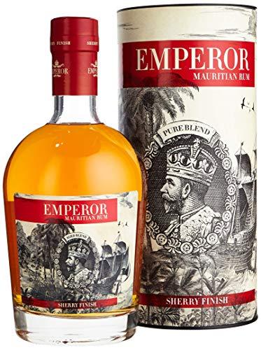 Emperor Sherry Casks Finish Mauritian Rum in Gift Box - 700 ml