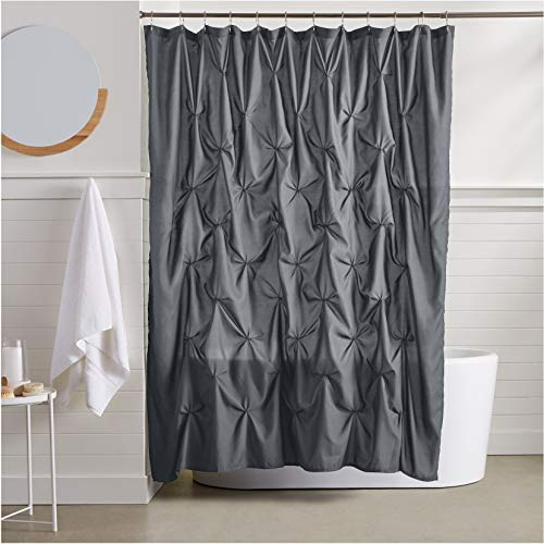 cortina de baño fabricante Amazon Basics