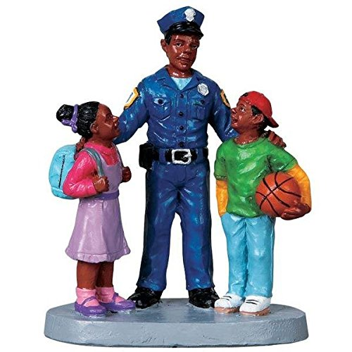 Lemax Coventry Cove Collection Figurine - To Protect and Serve