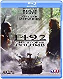 1492, Christophe Colomb [Blu-ray] [Import italien]