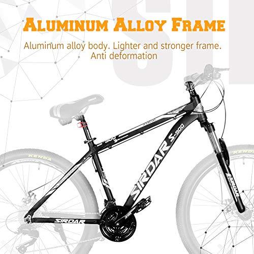 51LTD5l+vpL. SL500 15 Best Cheap Mountain Bikes - Compare Prices & Features