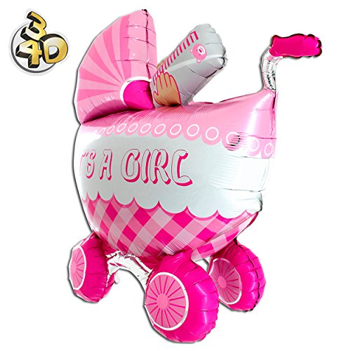 ABC Its A Girl Buggy 3D
