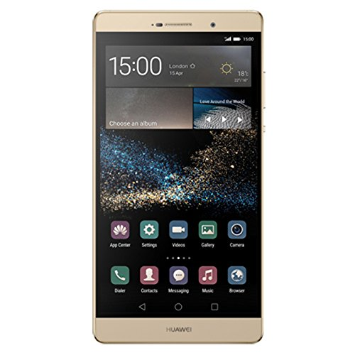 Huawei P8 Max 6.8 Inch Dual Sim Dual Standby Android 5.1 Octa Core 64GB ROM Unlocked Cellphone (Golden)