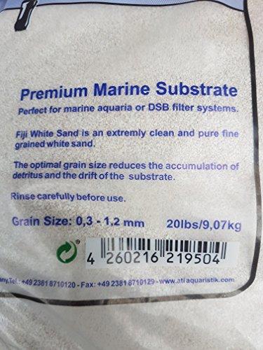 ATI Fiji White Sand L 2-3 mm 9,07 kg