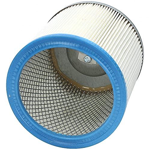 Wessper Cartouche filtre pour Aquavac Pro 70 100 200 240 250 300 300c 310 340 350 360 370 2000 Herkules 1001 6600P Multisystem 500i Synchro 1400W BAUHAUS Herkules 3000 pour usage sec