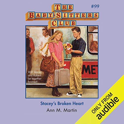 Stacey's Broken Heart audiobook cover art