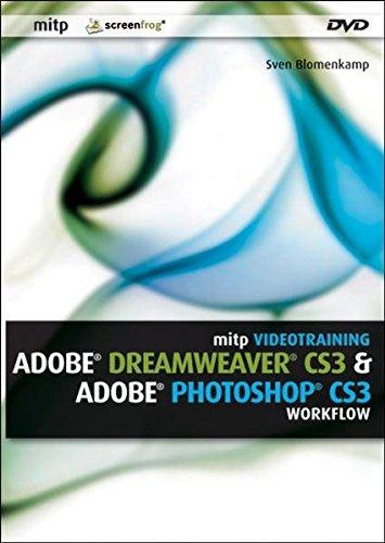 Adobe Dreamweaver CS3/Photoshop CS3 Workflow [import allemand]