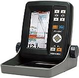 HONDEX(ホンデックス) 魚探 4.3型ワイドカラー液晶ポータブル魚探 PS-500C TD7 ワカサギパック