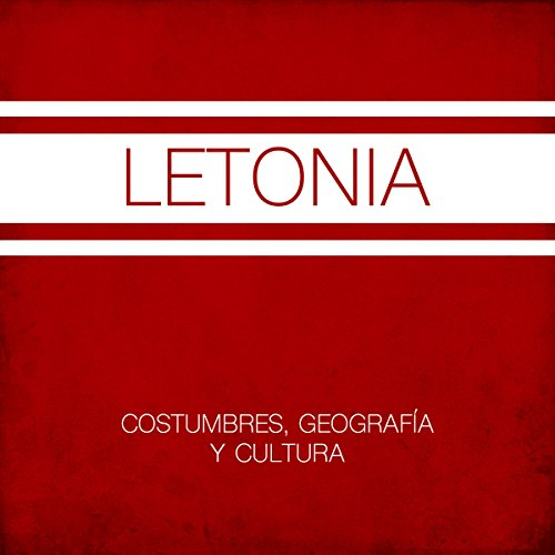 Letonia [Latvia] audiobook cover art