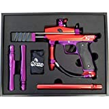 Azodin KP3.5 KAOS Pump Paintball Marker (Titanium/Black)