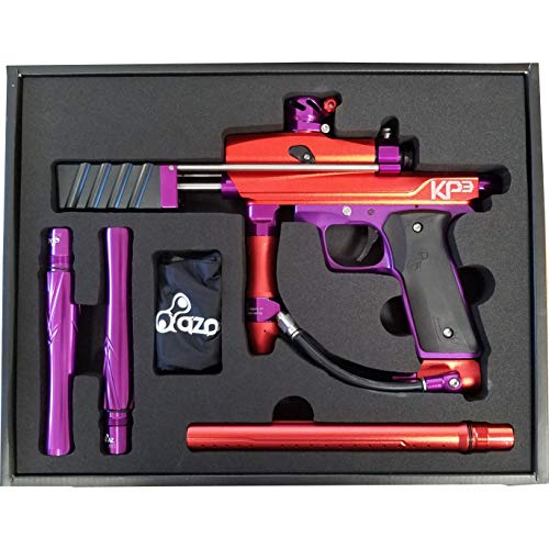 Azodin KP3.5 KAOS Pump Paintball Marker (Orange/Purple)