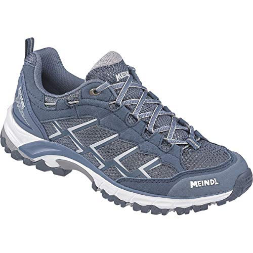 Meindl Damen Caribe Schuhe, blau-Silber, UK 5.5 thumbnail
