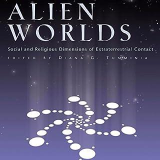 Alien Worlds audiobook cover art